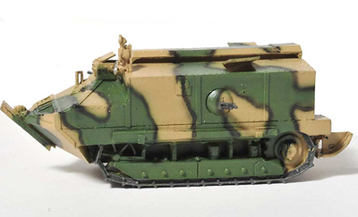 Schneider CA1, Francia, 1916, 1:72, Wespe Models