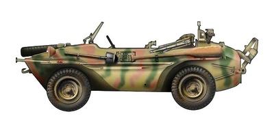 Schwimmwagen Type 166 WH-1361 549, WWII, 1:48, Hobby Master
