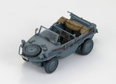 Schwimmwagen Type 166 WH-1381 549, Eastern Front, WWII 1:48, Hobby Master