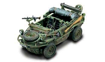 Schwimmwagen type 166, France, 1:32, Forces of Valor