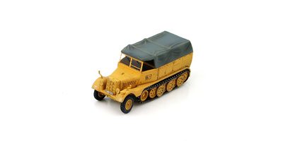 Sd. Kfz. 11, 3 ton Half Track 21st Panzer Div., Normandy, France 1944, 1:72, Hobby Master