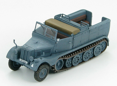 "Sd. Kfz. 11 German 3 ton Half-Track Unit Unknown, Poland 1939 ""WH-133669"", 1:72, Hobby Master"