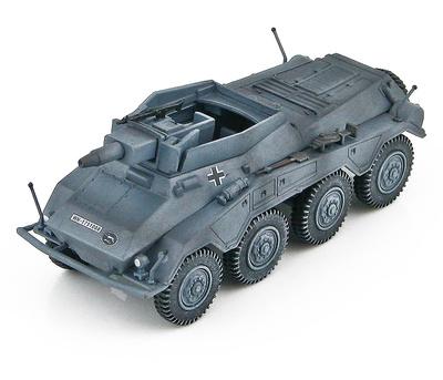 Sd. Kfz. 234/3 Schwerer Panzerspahwagen 116 Panzer Division, WWII, 1:72, Hobby Master