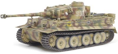 "Sd. Kfz.181 Tiger I Early Production, 8./Pz.Rgt.2 ""Das Reich"" Kursk 1943, 1:72, Dragon Armor"