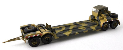 Sd.Ah.116 Trailer, Alemania, 1943, 1:72, Altaya