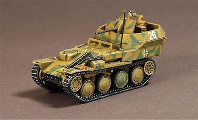 Sd.Kfz 140 Aufklarungspanzer 38 (t), Normandía, 1944, 1:72, War Master