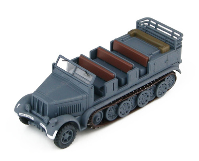 Sd.Kfz. 7, 8 Ton Half Track, 10th Infantry Division, Alemania, 1942, 1:72, Hobby Master