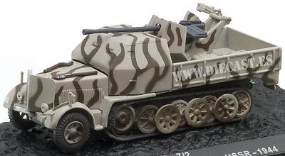 """Sd.Kfz. 7/2, Panzerkorps """"Grossdeutschland"""", 1:72, Altaya"""
