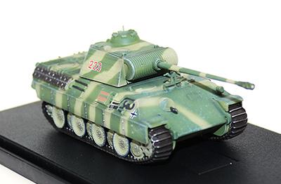 Sd.Kfz.171, PzKpfw V Panther, Alemania, 1944, 1:72, Panzerkampf