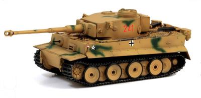Sd.Kfz.181 Tiger I, 2/sPzAbt 504,  Sicilia, 1943, 1:72, Dragon Armor