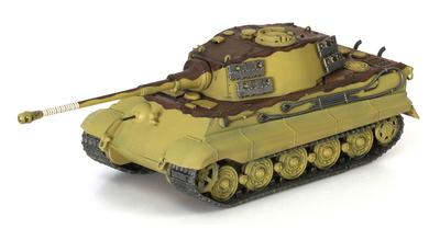 Sd.Kfz.182 Kingtiger, torreta Henschel, sH.Pz.Abt.509, Hungría, 1945, 1:72, Dragon Armor