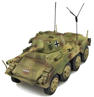 Sd.Kfz.234/2 Puma, 2.Pz.Div., Normandy 1944, 1:72, Panzerstahl