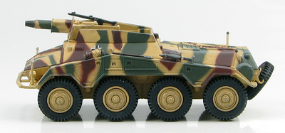 Sd.Kfz.234/3 226.Aufklarungs Abt., 116 Pz. Div., Normandy 1944, 1:72, Hobby Master