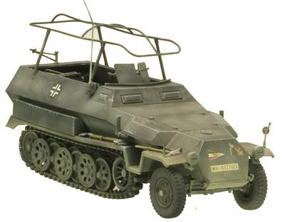 Sd.Kfz.251/3 Ausf.C, 1:35, AFV Club