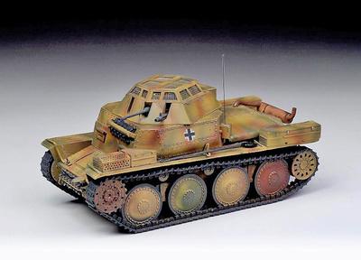 SdKfz 140 Aufklarungspanzer , Normandía, 1944, 1:30, Thomas Gunn