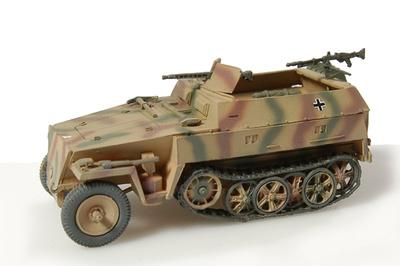 SdKfz 250/1, 1:48, Wespe Models