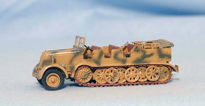 SdKfz 8 DB10, 1:72, Wespe Models