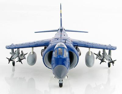 "Sea Harrier FA.2 ZH809 No. 899 NAS ""Admiral's Barge"" Especial 25 Aniversario, Inglaterra, 2004, 1:72, Hobby Master"