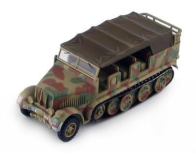 Semioruga Sd.Kfz. 7, 8 Ton, SS-924015, Alemania, 2ª Guerra Mundial, 1:72, Hobby Master