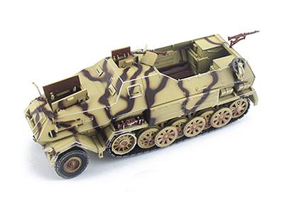 Semioruga Sd.Kfz.8 DB10 Gepanzerte 12T, 1:72, PMA