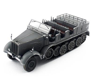 Semioruga Sd.Kfz.8 Schwerer Zugkraftwagen 12T, 1:72, PMA