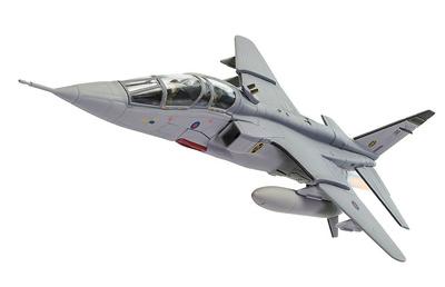 Sepecat Jaguar T.4 XX838, RAF No16 (R) Squadron Coltishall, 1:72, Corgi