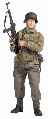 Sepp Jung, Wehrmacht-Heer Volksgrenadier, 1:6, Dragon Figures