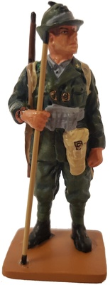 Sergeant, 4th Alpine Regiment, Italian Army, 1940, 1:30, Del Prado