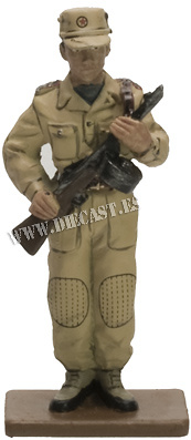 Sergeant, North Korean KPA, 1950, 1:30, Del Prado