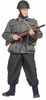 Sergio Martelli, Italian Volunteer, 29.Waffen Grenadier Division, 1:6, Dragon