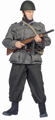 Sergio Martelli, Voluntario Italiano, 29.Waffen Grenadier Division, 1:6, Dragon