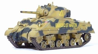 Sherman M4A2 Mk.III, 1:72, Dragon Armor