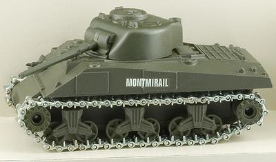 Sherman M4A3, Francia