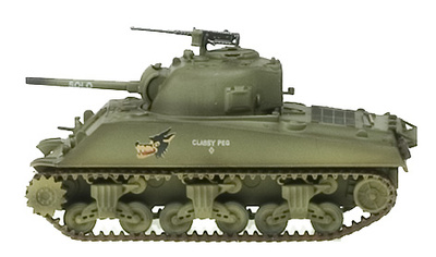 Sherman M4A3, US Army, 1:72, Easy Model