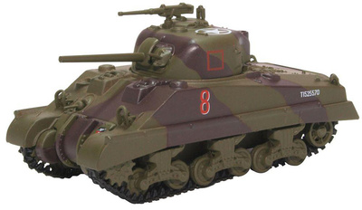 Sherman MKII, 4th New Zealand Armoured Brigade, Italia, 1944, 1:76, Oxford