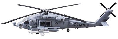 Sikorsky HH-60H Seahawk, USN HS-7 Dusty Dogs, #617, 1:72, Easy Model