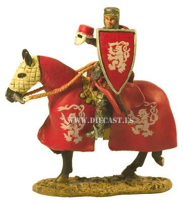 Simón IV de Montfort, año 1214, 1:30, Del Prado