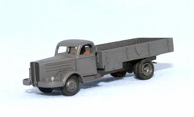 Skoda Diesel 706, 7 Ton, 1:72, Wespe Models