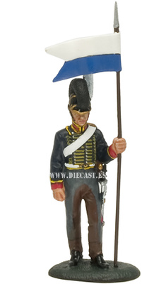 Soldado, MRC, Artillería Montada, Gran Bretaña 1814, 1:30, Del Prado