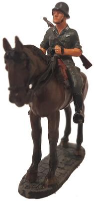 Soldado, primera división de caballería, Rusia, 1941, 1:30, Del prado