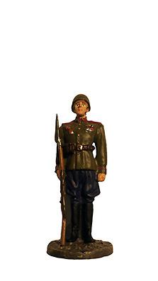 Soldado de Infantería del Ejército Rojo, Ejército Soviético, 1945, 1:32, Eaglemoss