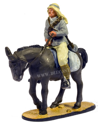 Soldado de caballería árabe en la primera guerra mundial, 1:30, Del Prado