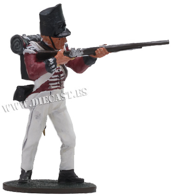 Soldado de la Guardia Coldstream, Reino Unido, 1815, 1:30, Del Prado