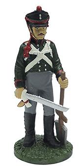 Soldado del 2º Rgto. de Zapadores, 1812, 1:32, Eaglemoss