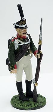 Soldado del Rgto. Preobrajensky, 1812, 1:32, Eaglemoss