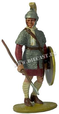 Soldado romano del Este, Siglos V-VI d.C, 1:30, Del Prado