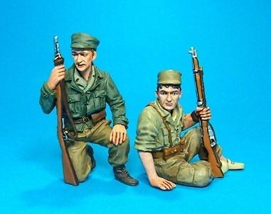 Soldados de las Brigadas Internacionales, Guerra Civil Española, 1:30, John Jenkins