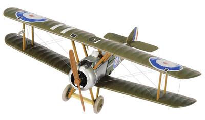Sopwith Camel, F2137, Capt D R MacLaren, 46 Sqn RFC, Athies, October 1918, 1:48, Corgi