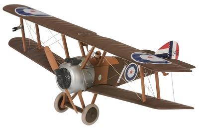 Sopwith Camel, No. 43 Sqn Capt. Henry Winslow Woollett, Spring 1918, 1:48, Corgi