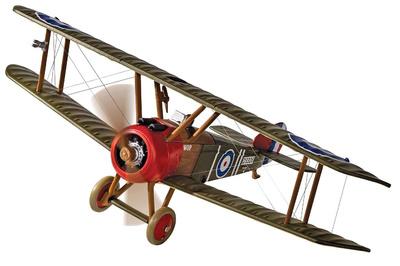 Sopwith Camel F.1. Wilfred May, 21 Abril 1918, muerte del Barón Rojo, (Edición Especial), 1:48, Corgi